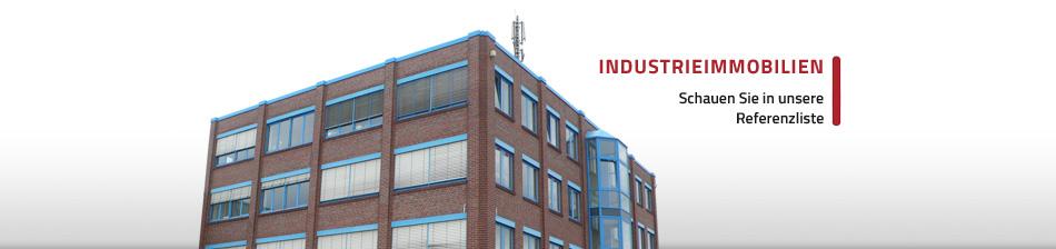 Bewertung von Industrieobjekten