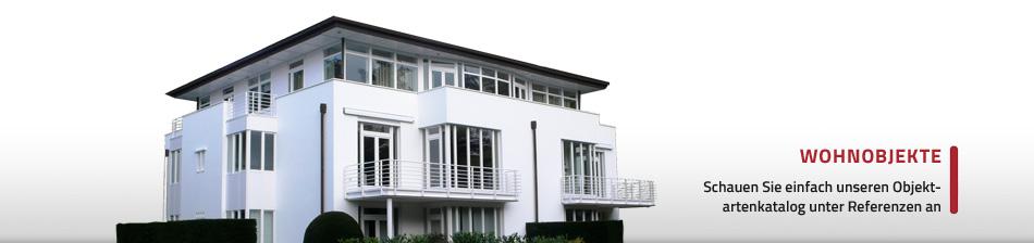 Marktwertermittlung von Wohnobjekten