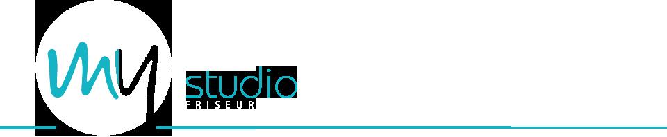 my studio Friseur Logo