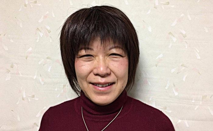竹内香織プロフィール写真