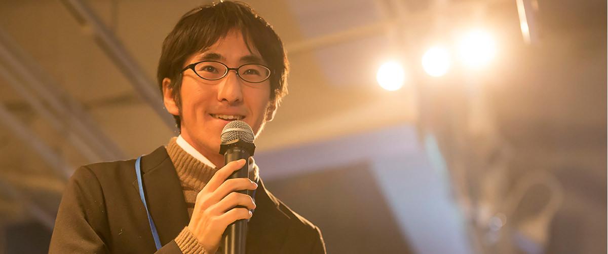 嘉村賢州プロフィール写真