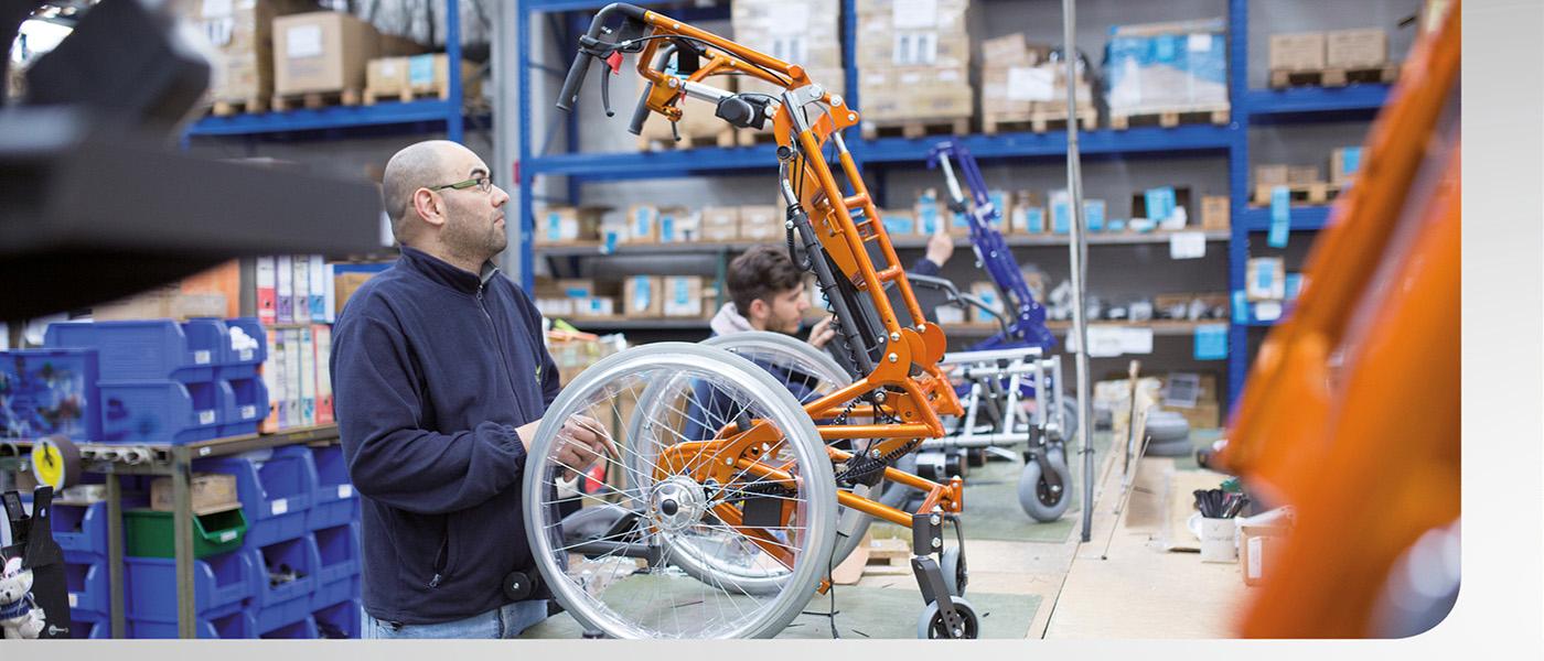 Vassilli Rollstuhlhersteller
