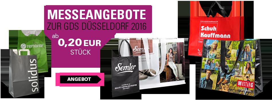 Angebote zur GDS Düsseldorf - 26.7.-28.7.2016