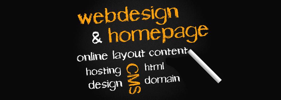 Homepage, erstellen, lassen, Website, Webdesign