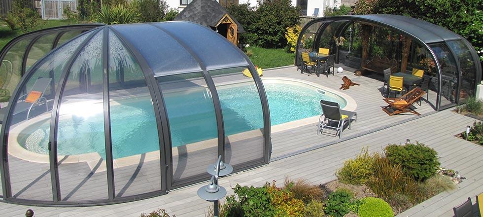 S&K GmbH Jacuzzi Whirlpool - Pool mit Überdachung