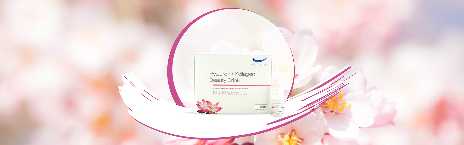 HPL Hyaluron + Collangen Beauty-Drink