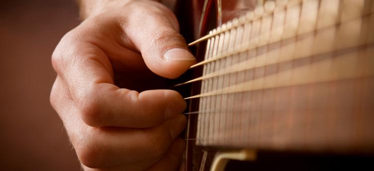 Initiation à la guitare