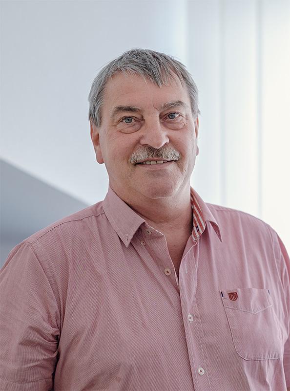 Hubert Schwenk - KMS metall GmbH