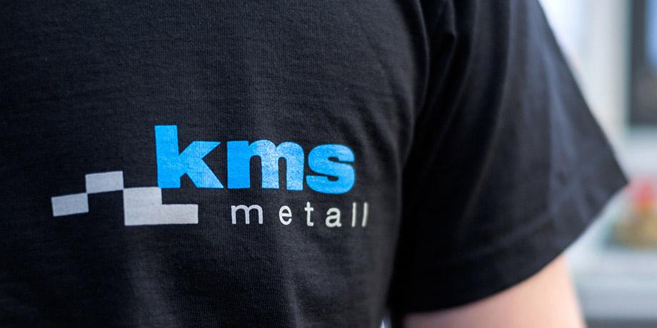 Ausbildung bei KMS metall GmbH
