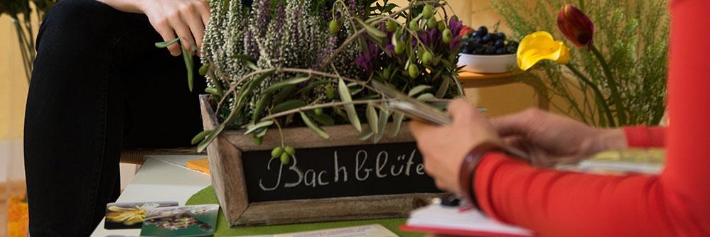 Bachblüten Thearpie