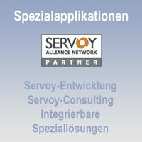 Servoy Spezialanwendungen