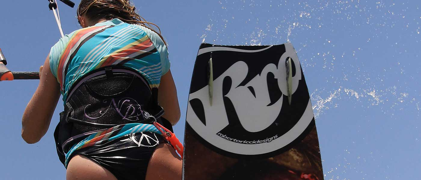 Kiteboarding Veluwemeer Holland