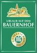 Urlaub auf dem Bauernhof DLG Logo