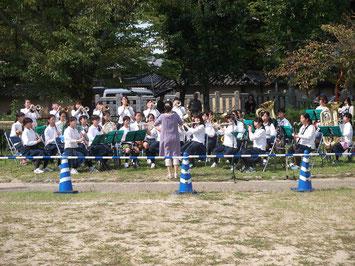 枚方市立第三中学校ブラスバンド部