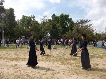 枚方市立第三中学校剣道部