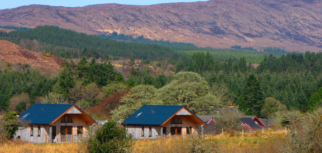 Temple House Unterkunft Irland