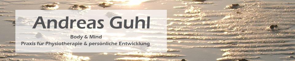Andreas Guhl - Webseite