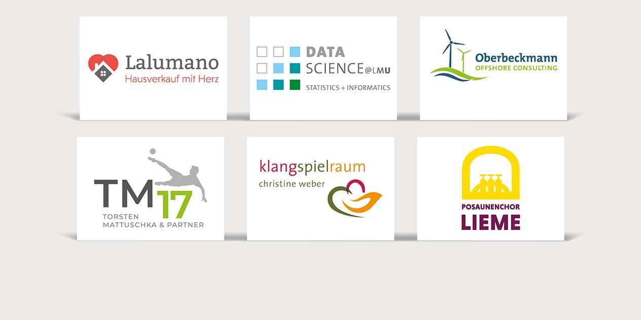 Corporate Design - Logos