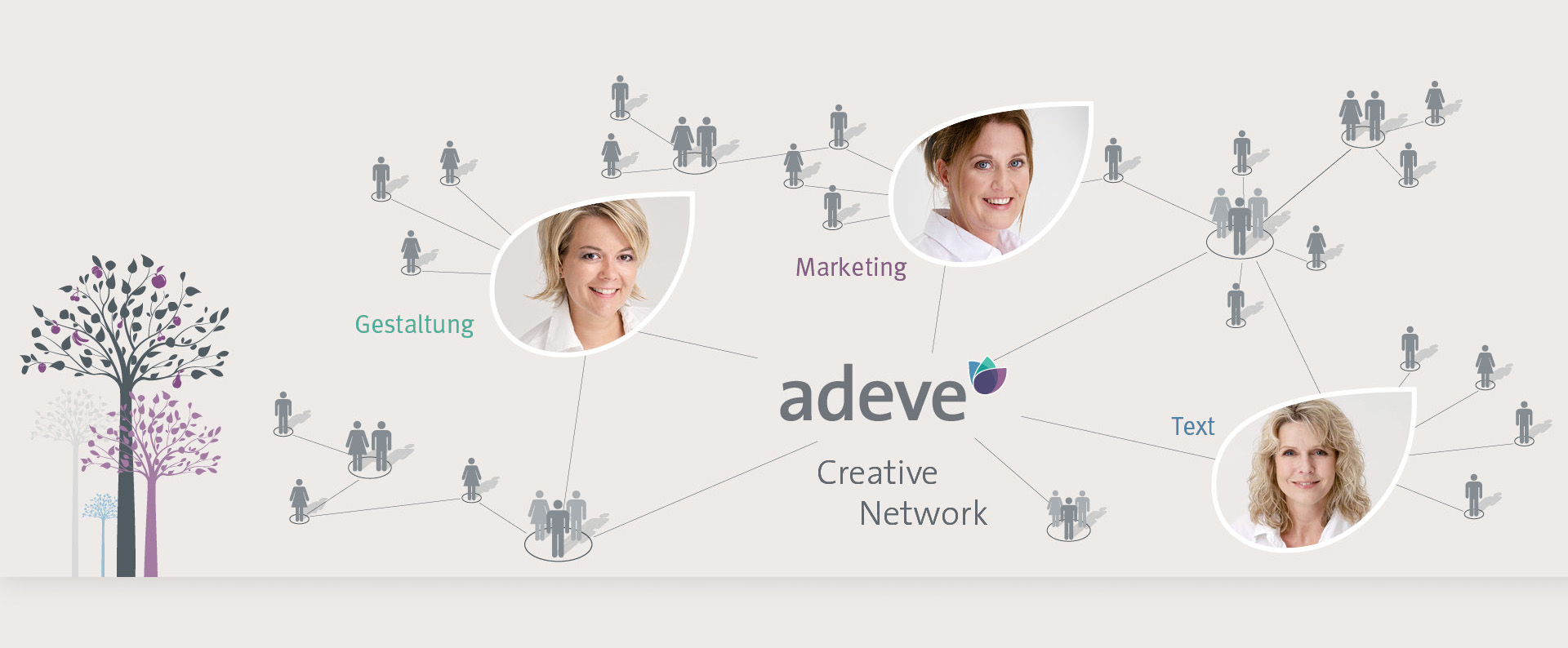 Marketing-Netzwerk