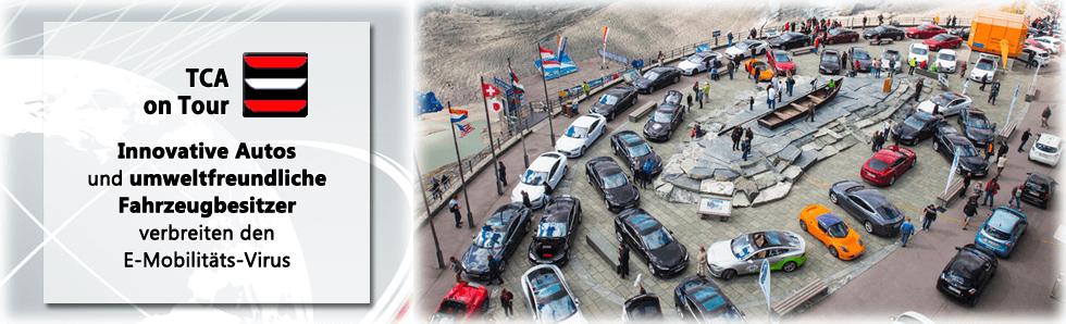 Diese Bild zeigt ein Event vom Tesla Club Austria
