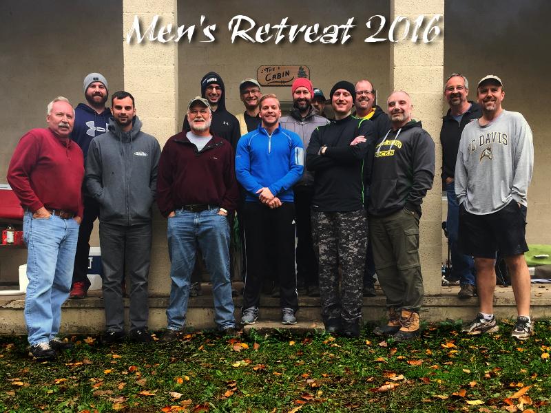 Daybreak Men's Retreat