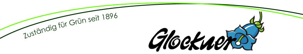 Glockner Gartenbau Logo