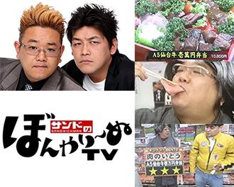 サンドのぼんやり~ぬTV(東北放送)