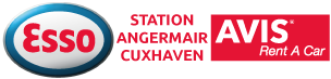 ESSO Station Angermair Cuxhaven