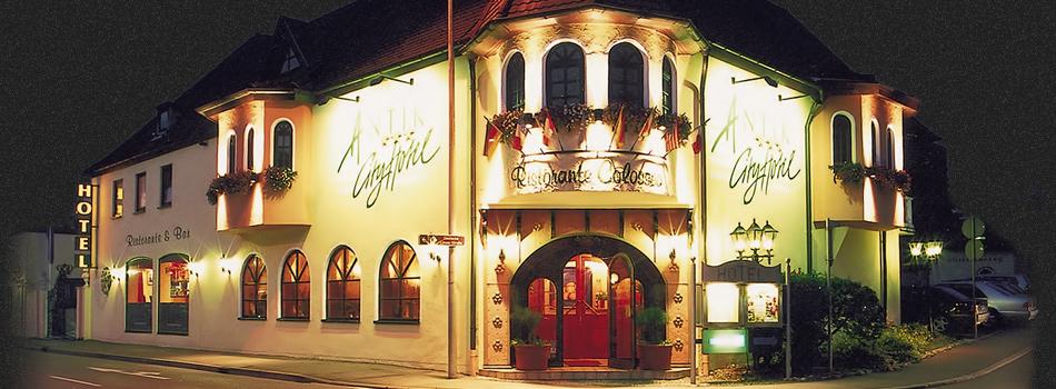City Hotel Antik Aalen