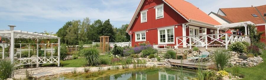 Schwedenhäuser zum Wohlfühlen - Schwedenhaus-Austria