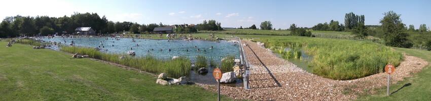 Site officiel de la baignade naturelle du pays de chambord baignade naturel - Piscine naturelle chambord ...