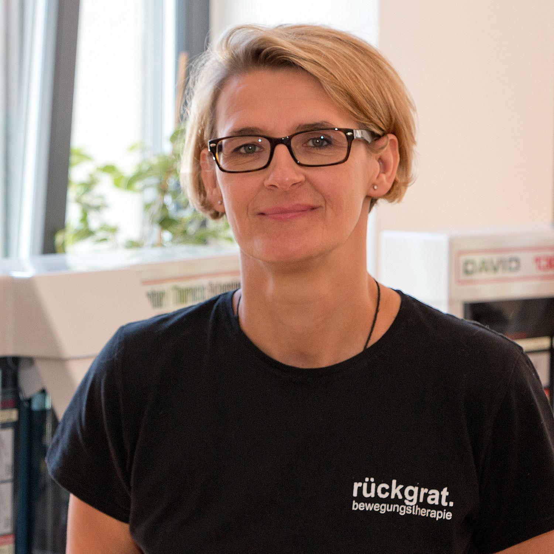 Sportwissenschaftlerin Gabi Wilfinger-Luxenburger