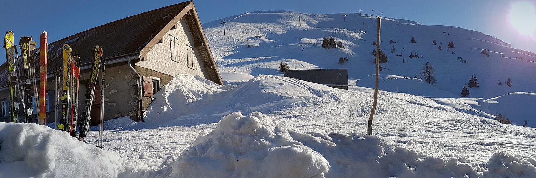 FERIENWOHNUNG Alpstuebli Pizol