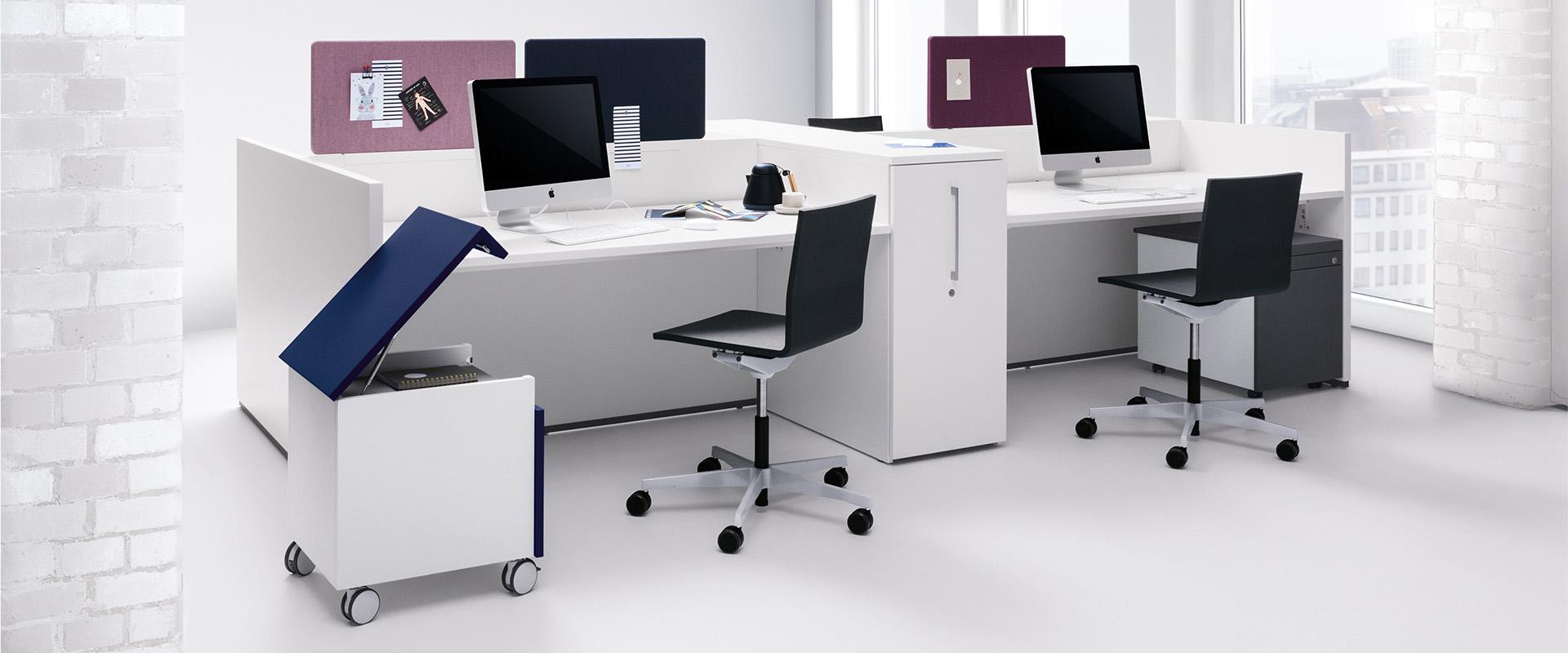 - Basic C Work Desk - Werner Works