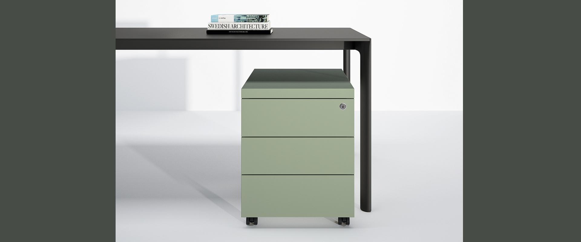 Rollcontainer Für Büro Und Schreibtisch Werner Works