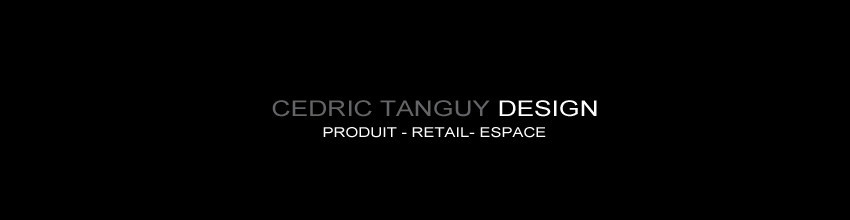 cedric tanguy design designer produit retail espace. Black Bedroom Furniture Sets. Home Design Ideas