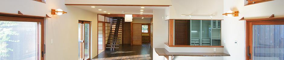 注文住宅・自然素材の家