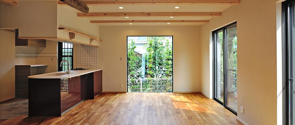 藤沢・湘南の注文住宅・自然素材の家