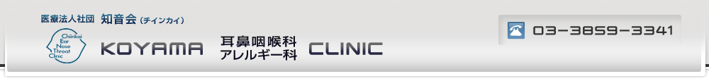 こやま耳鼻咽喉科・アレルギー科クリニック