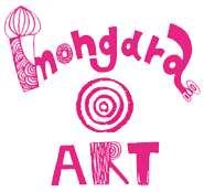 mongaraの由来は漢字の「紋柄」幸せな時を演出する心温まる絵画
