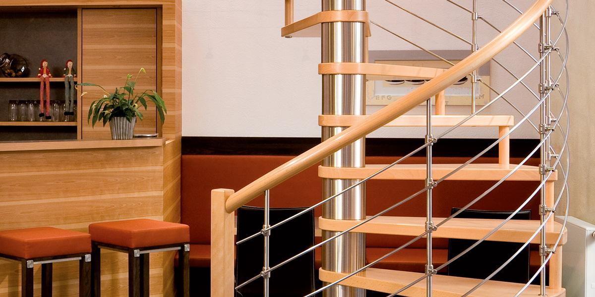 Bucher Treppen EGO