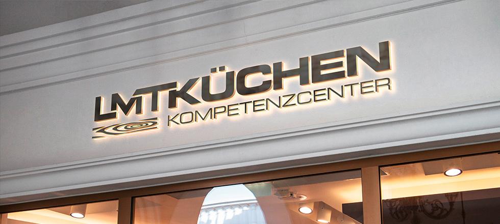 LMT Küchen Logo, erfahren Sie mehr über Uns