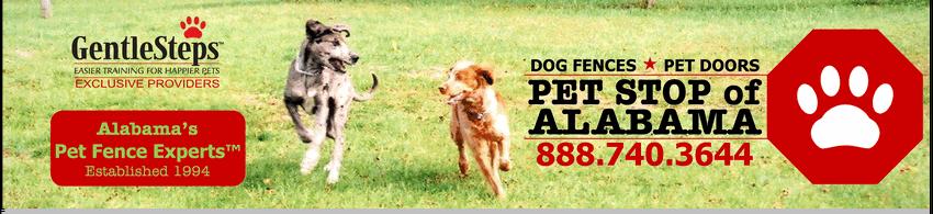 Alabama Dog Fence Home Alabama Pet Stop Electric Dog