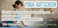 Yoga-Gutschein
