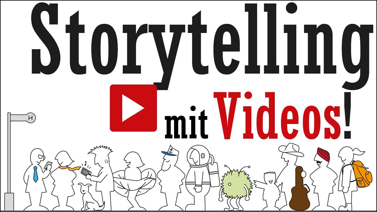Storytelling per Video