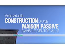 Visite virtuelle d'une maison rénovée