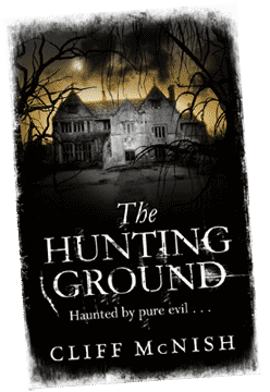 The Hunting Ground is Cliff's latest book
