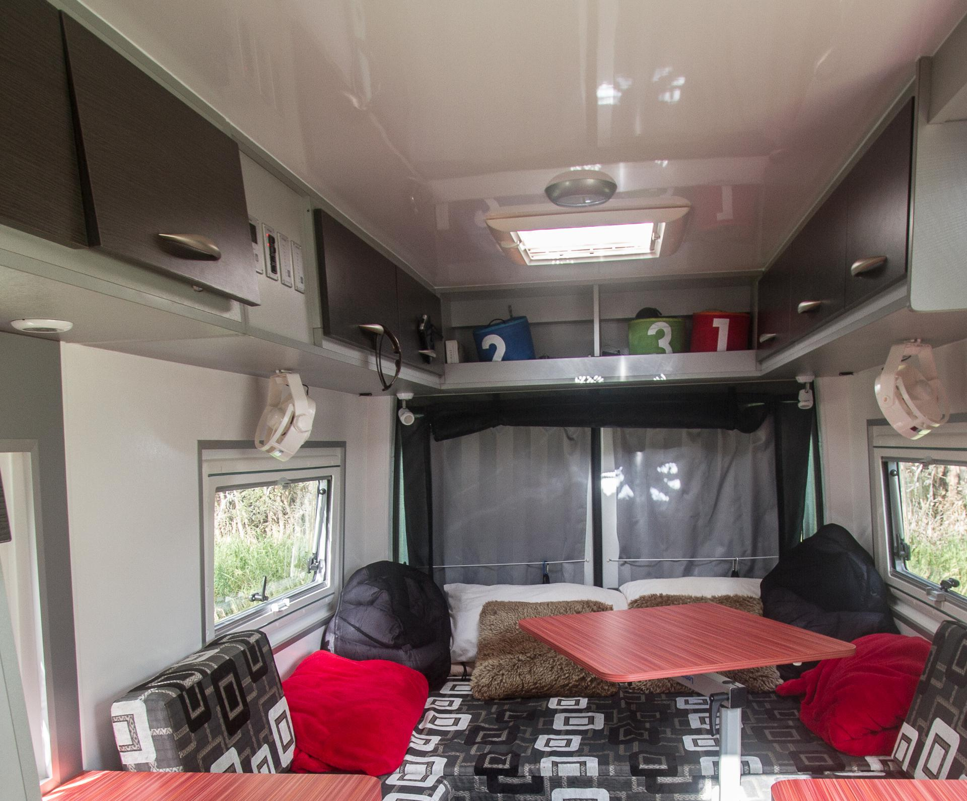 Floor Plans Southern Spirt Campervans True Custom