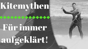 Kitemythen - Kitemarken - Kitesurfing - Core - North kiteboarding - Flysurfer - Wainman