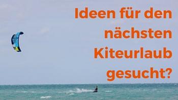 Kitereisen - Ideen - Kitespots - Sportreisen - Bluebirdkite